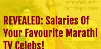 Salaries of Marathi TV actors revealed