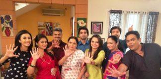 Assa Saasar Surekh Bai Completes 500 Episodes