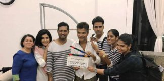 Team 'Hrudayantar' Wraps Up Shoot