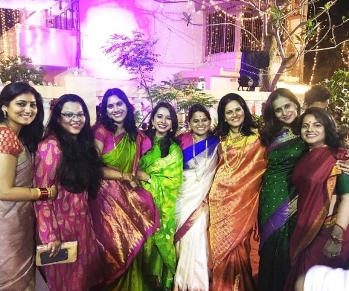 Manava Naik Marriage Photos