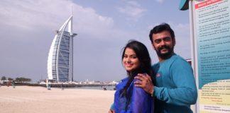 Team Saraswati in Dubai