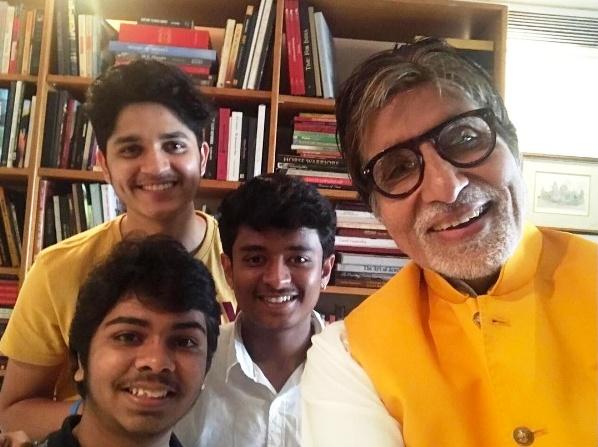 Amitabh Bachchan praises Marathi film Boyz Parth Bhalerao