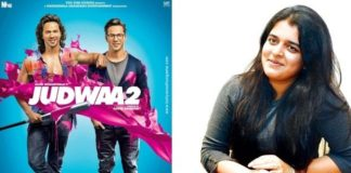 Urvashi Raj Thackeray enters Bollywood with Judwaa 2