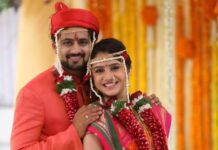 Shashank Ketkar And Priyanka Dhavale Tied The Knot